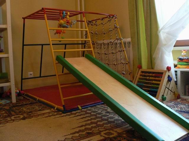 Спортивно-игровой комплекс для детей «Ранний Старт»