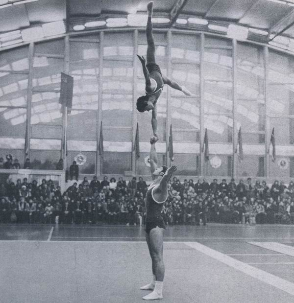 Акробатика
