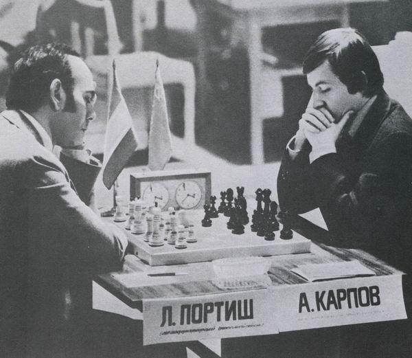 Шахматы. А.Карпов